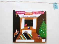 25 Days – Book Presents Through the Window Christmas Books, Christmas Countdown, Day Book, This Book, Through The Window, Presents, Windows, Japan, Kids