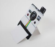 Polaroid Camera Cards