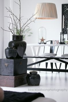 House of Philia House Of Philia, Interior Styling, Interior Design, White Industrial, Black And White Interior, Home Board, Dining Room Inspiration, Living Styles, Scandinavian Interior
