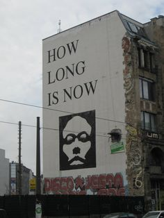 Another piece of street art that must be found - Berlin