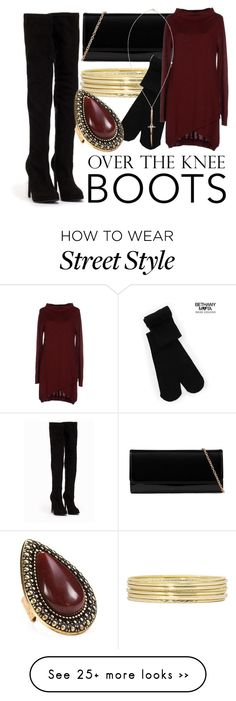 """Fall Street Style"" by fabulousgurl on Polyvore featuring Liz Claiborne, ALDO, Nly Shoes, Aéropostale, Twin-Set, Pamela Love and Samantha Wills"