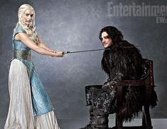 You don't want to do that, Khaleesi! Game of Thrones