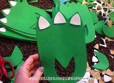 Idees per a una festa infantil de dinosaures - totnens, Dinosaur Activities, Dinosaur Crafts, Dinosaur Birthday Party, Birthday Party Themes, Birthday Ideas, Dinosaur Costume, Third Birthday, Crafts For Kids, Preschool Crafts