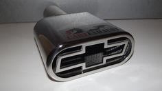 Chevrolet unique exhaust pipe
