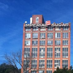 Imperial Sugar Factory. Sugar Land, TX.
