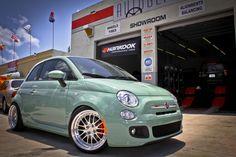 Fiat 500 ~ So cute! Fiat 500 Sport, Fiat 500 Car, Fiat Cars, Fiat 600, Fiat Cinquecento, Fiat Abarth, Fiat 500 Green, Fiat 500 Colours, Turin