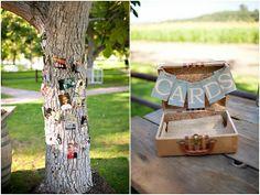 Inspiración: una boda vintage en verano