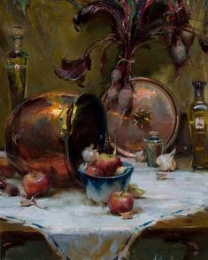 Painting By Daniel Gerhartz