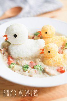 Duck Creamed Stew