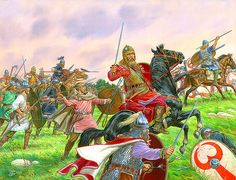 Germanic Warriors IV-V Century AD