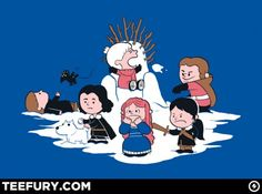 Winter is Coming, Charlie Brown!