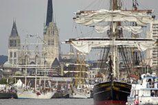 rouen voiles de la liberté 1989 | Armada 2008 à Rouen - Routard.com