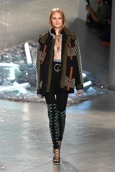 The Must-Have Pieces From NYFW Fashion Week - New York Fashion Week Spring 2015 Best Runway Looks