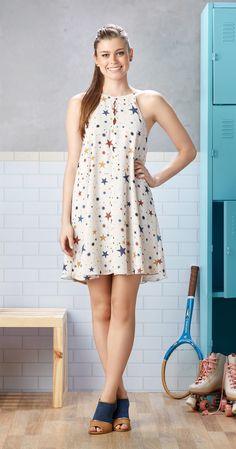 Só na Antix Store você encontra Vestido Estrelas com exclusividade na internet