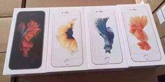 #iPhone6 box #shipment