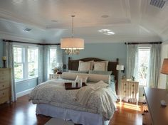Ship lap ceilings on pinterest bead board ceiling Shiplap tray ceiling