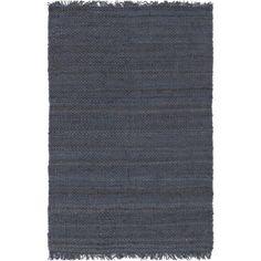 Tropica Harper Cobalt (Blue) 4 ft. x 6 ft. Indoor Area Rug
