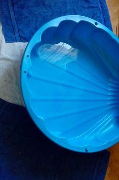 Ein Katzenpool ist eine ideal für Katzen, die Wasser mögen um sich im Sommer abzukühlen Maine Coon Cats, Water, Cats, Summer