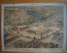Festplatz von Olympia v. Klemm 1903