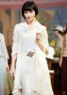 miss fisher's murder mysteries costumes | Miss Fisher's Murder Mysteries. | Art Deco Costume