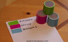 kleurcodes verhuisdozen