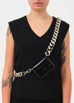 Leather Accessories, Women Accessories, Cowhide Leather, Black Leather, Casual Bags, Bike, My Style, Cyclists, How To Wear