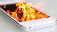 Peligros de !phone y de los elementos perifericos de los telefonos inteligentes