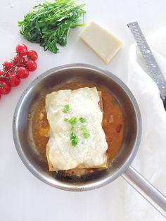 Zomerse lasagne uit de pan maken - lekker & simpel recept www.madebyellen.com