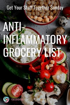 Inflammation is how your body signals the immune system to heal and repair damaged tissue, as well as protect against viruses and bacteria. But sometimes the response goes on too long or happens where it doesn't need to. Chronic inflammation is linked to heart disease, stroke, cancer, rheumatoid arthritis and lupus. Eating a healthy well-balanced diet can help keep inflammation in check. This week, we're going to talk about how to fight inflammation with your diet. Wellness Tips, Health And Wellness, Health Tips, Healthy Dessert Recipes, Whole Food Recipes, Gut Health, Health Care, Anti Inflammatory Diet, Holistic Nutrition