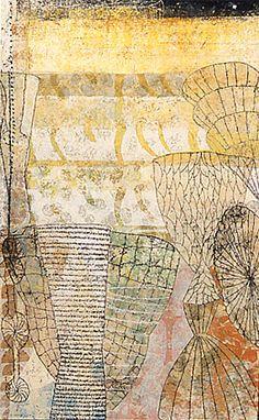 Eva Isaksen - Works on Canvas - Waltz