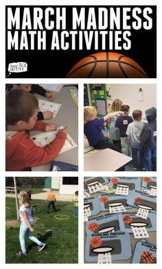 March Madness Math A
