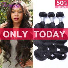 Aliexpress.com : Buy 7A Brazilian Virgin Hair Body Wave 4PCS Brazilian Human Hair Weave Bundles Grace Hair Brazilian Body Wave…