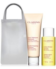 Clarins 2-Pc. Cleansing Set for Dry or Sensitive Skin