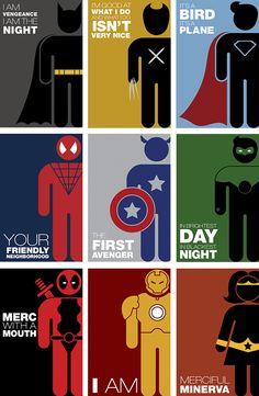 Superhereos