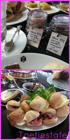 Toetjestafel: Lof der zoetheid: hotspot of notspot? Rotterdam high tea