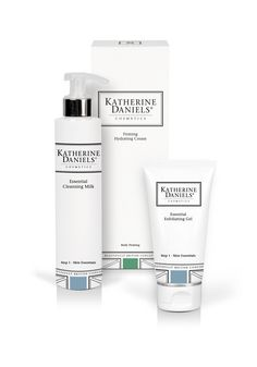 We'd like to introduce you to #katherinedaniels... a beautifully British concept #britishbrand #beauty #skincare