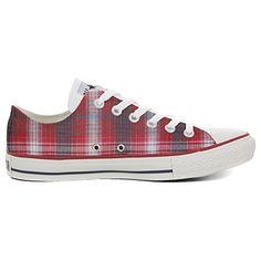 Scarpe Converse All Star personalizzate (Prodotto Artigianale) Country Fantasy - TG32 - http://on-line-kaufen.de/make-your-shoes/32-eu-converse-all-star-personalisierte-schuhe-70