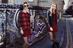 Tendencias de otoño: el estilo punk