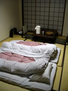 The Japanese Shikifuton Mattress Makes A Cozy Minimalist