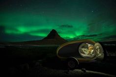 These adorable tiny Mink Campers are the best way to see Iceland