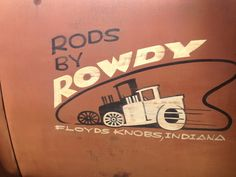 Rods by Rowdy