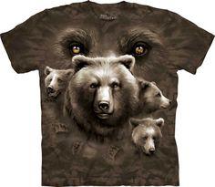 Ojos de oso. #3439