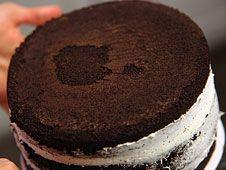 Master cake decorator Catherine Rhuele shares this vegan chocolate cake recipe, an exclusive from her Craftsy Class, Cake Sculpting: Cake-osaurus Rex. - via @Craftsy