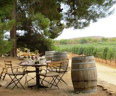 Drew Deckman's new seasonal restaurant at the charming Mogor Badan winery