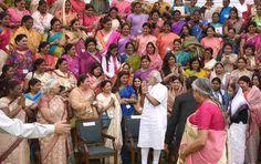 India Plans to Achieve Women-Led Development