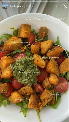 Think Food, I Love Food, Good Food, Yummy Food, Healthy Snacks, Healthy Eating, Food Porn, Vegetarian Recipes, Healthy Recipes
