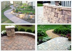 hardscape ideas | Professional Hardscaping Services - Creative Hardscape Design
