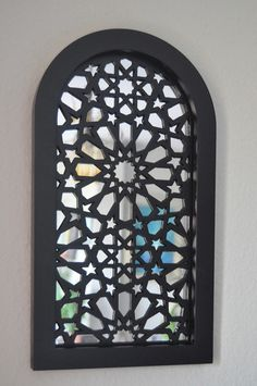 Islamic Decor, Islamic Art, Framing Construction, Plasma Cutter Art, Wardrobe Door Designs, Mirror Panels, Geometry Art, Unique Doors, Window Design