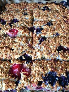 Bevs World: I'm off to bake Weightwatchers breakfast bars!