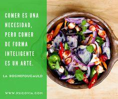 cuida tu cuerpo y mente #psicoviaquotes #nutricion http://www.psicovia.com/psicovia-quotes/